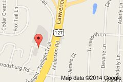 Frankfort Chiropractic Center West Search Map