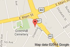 Frankfort Chiropractic Center East Search Map